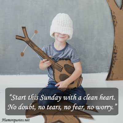 Funny sunday morning quotes