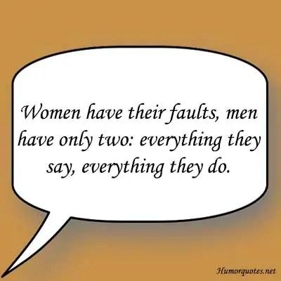 Men funny quotes