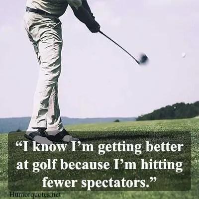 hitting fewer spectators
