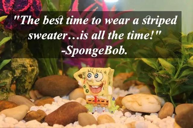 spongebob funny quotes