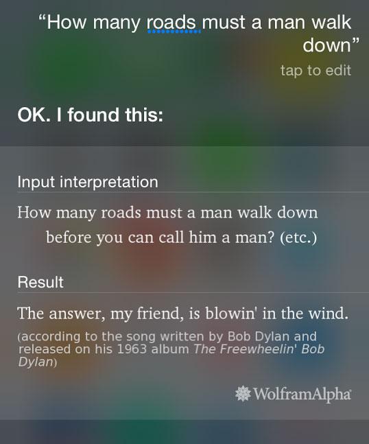 How many roads must a man walk down?