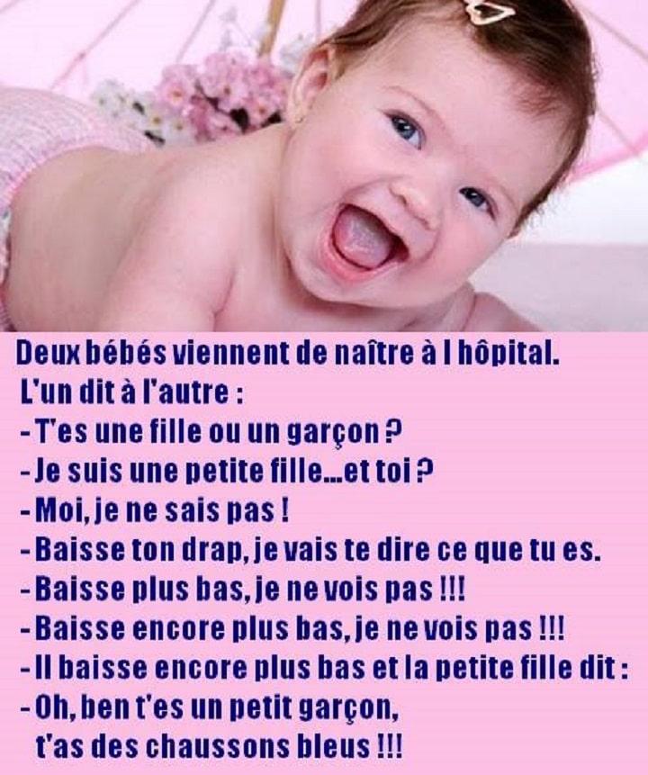 Deux bébés viennent de naître à l'hôpital