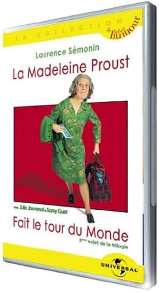 La Madeleine Proust : Fait le tour du monde
