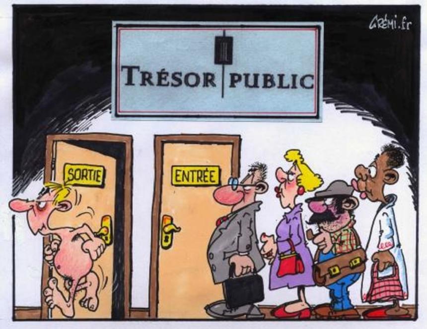 Trésor public