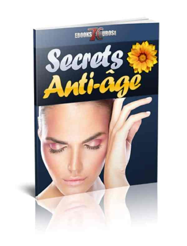 Secrets Anti-Âge Droit De Revente Simple