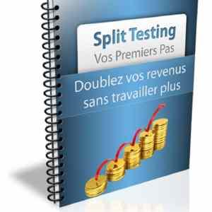 Split Testing Droit De Revente Simple