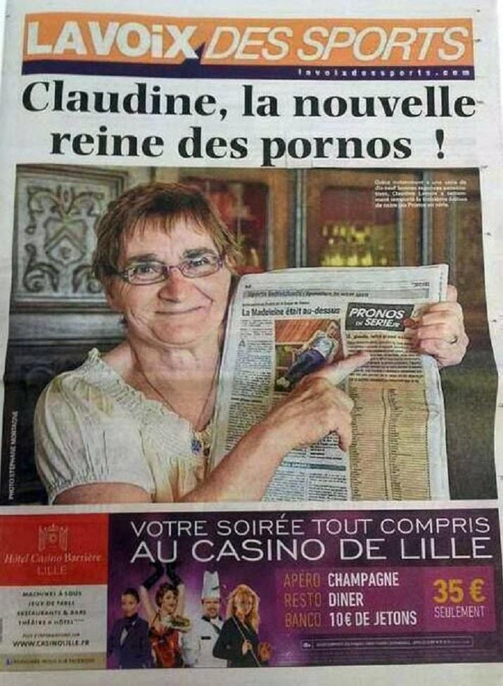 Claudine, la nouvelle reine des...
