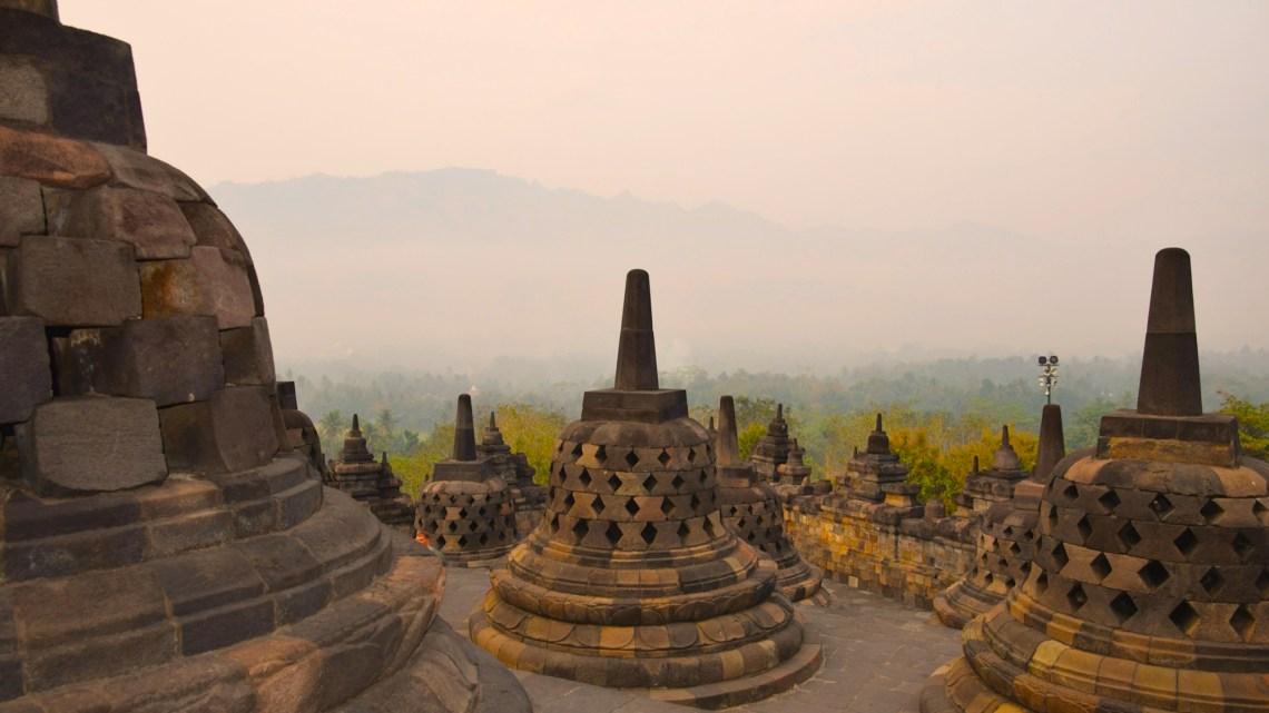 Borobudur effervescent