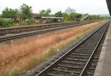 Udupi Station - The midpoint of the lovely route that is the Konkan Railway