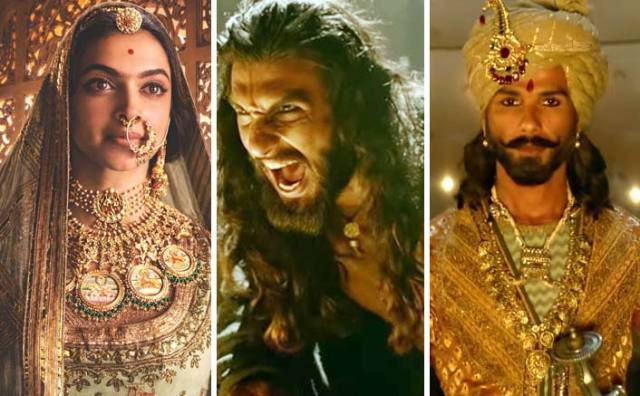 Padmaavat was cleared for release in Pakistan