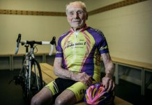 106 years old French cyclist