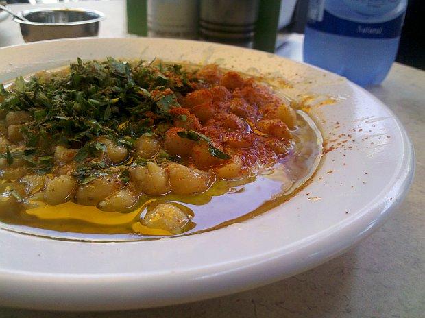 Abu Dubi Hummus Tel-Aviv