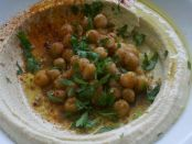 homemade hummus (recipe)
