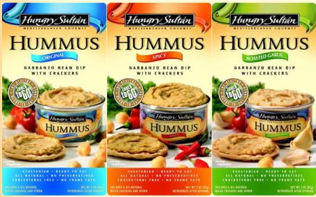 השולטן הרעב: שימורי חומוס