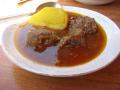 מרק בשר בכרם