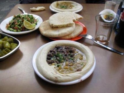 החומוס של פינתי, בוגרשוב תל-אביב