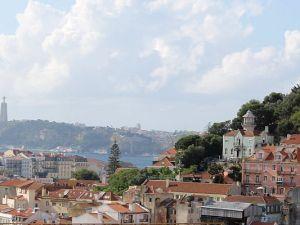 ליסבון, תמונה מאחת הגבעות