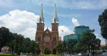 サイゴンの大教会