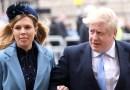 برطانوی وزیراعظم بورس جانسن نے تیسری شادی کرلی