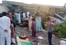 ڈہرکی کے قریب مسافر ٹرینوں میں تصادم، 31 افراد جاں بحق