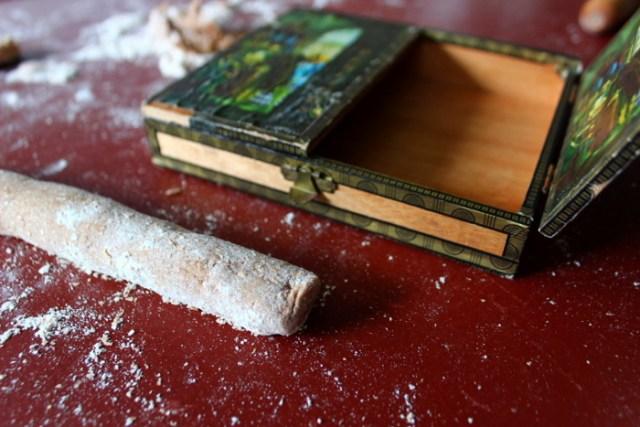 Zigarillo Schachtel in die die Hunde - Zigarillos reinkommen