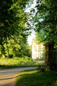 Schloss im Park Schönbusch in Aschaffenburg