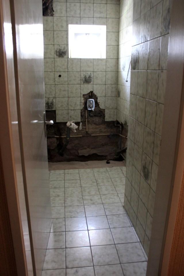 Badezimmer in schön Traumbad selber machen