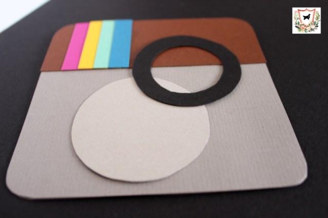 Bastelkarte selbermachen DIY Kartenidee