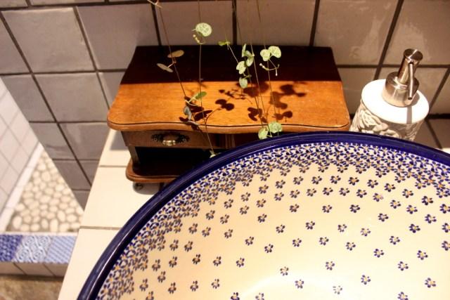 Vintage Badezimmer Badezimmerfliesen Einrichtungstrend fürs Bad