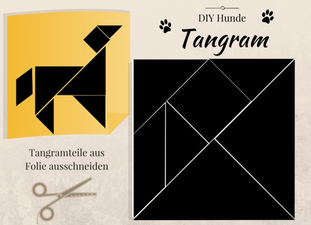 Tangram Vorlagen