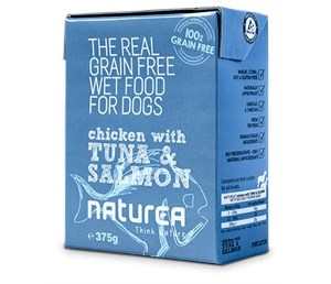 Naturea Chicken&Fish- rent kød i Tetrapak Naturea vådfoder