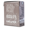 Naturea Chicken&Turkey – rent kød i Tetrapak