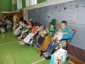 Kinderheim Weihnachtsgeschenke.Weihnachten Im Kinderheim Belskoje Ustje Hundehilfe Russland