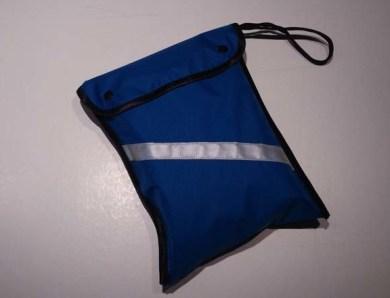 Regenmantel-Tasche