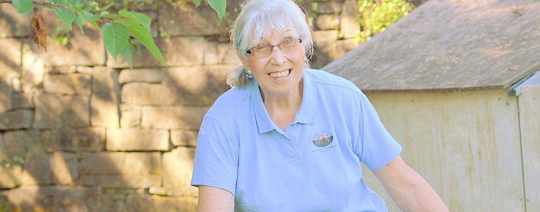 Imelda Angehrn Die Grand Old Lady Of The Bulldogs Schweizer