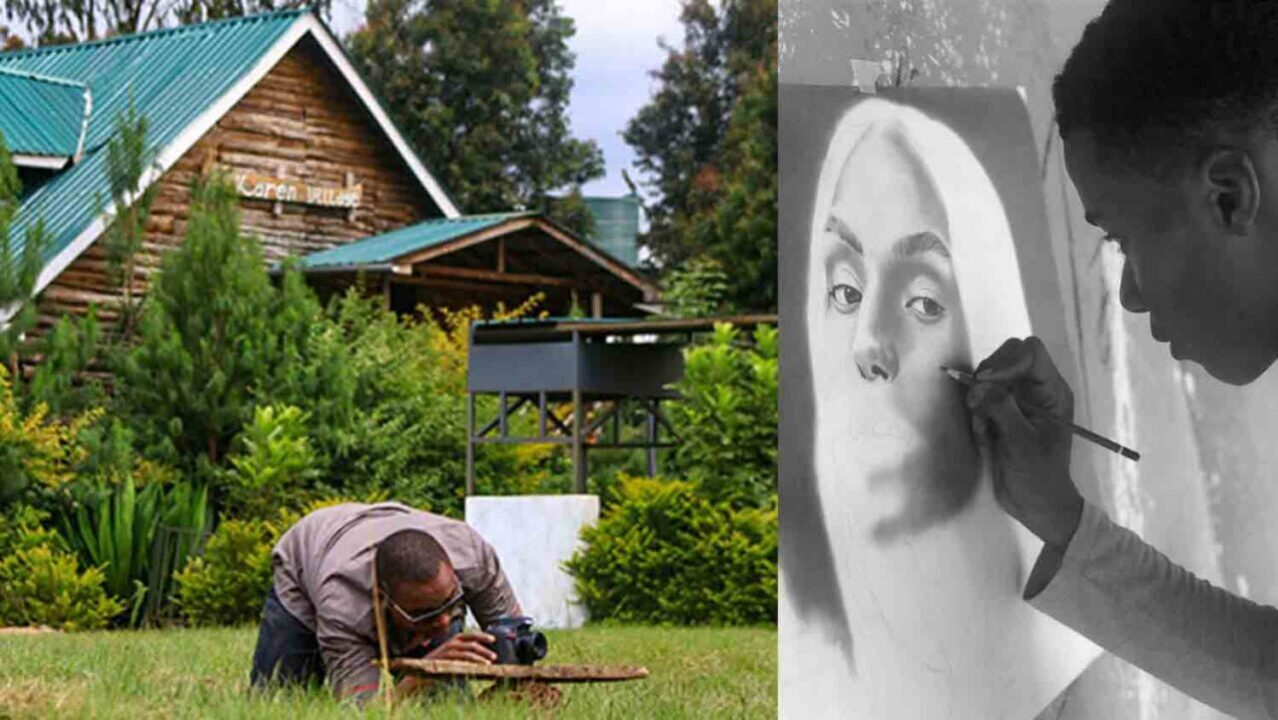 Artnoise Open residency invites artists to travel Africa and the world
