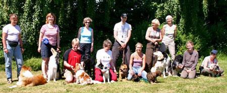 Deltagere på klikkerinstruktøruddannelsen 2005 (Hold 3)
