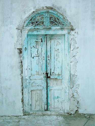 """Abandoned Doorway"" by donnacorless @ Flickr"
