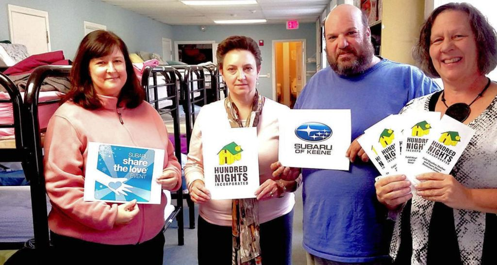 Subaru of Keene Share the Love