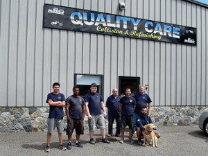 Quality Care Collision and Refinishing