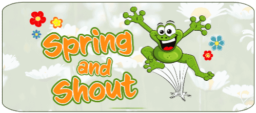 Spring and Shout Dance