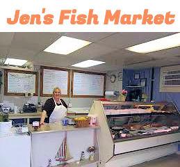 Jens Fish Market
