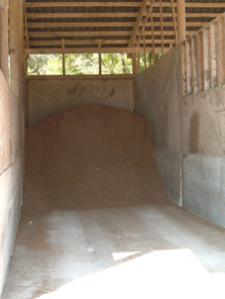 feed barn bays