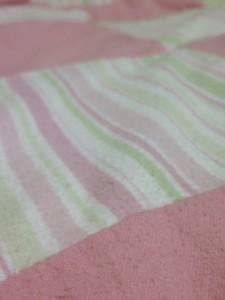 quilt handmade by grandma