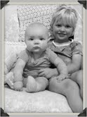 baby photos, cotton clothes