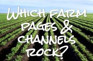 farm pages & channels