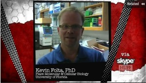 Kevin Folta, University of Florida