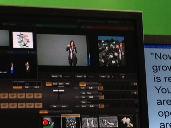 green screen production monitors