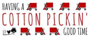 cotton pickin