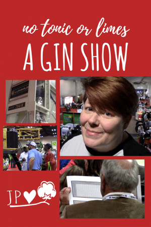 a gin show no tonic or limes
